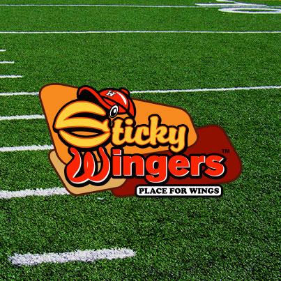 Sticky Wingers